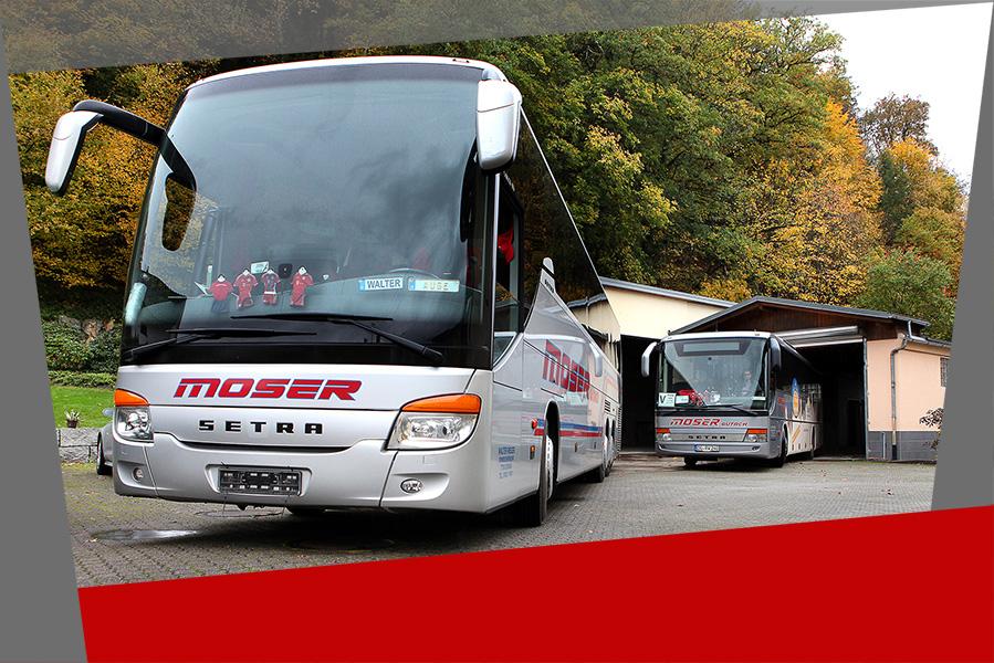 Moser Reisen - Gutach - Walter Rieger - Bus